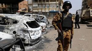 Burkina Faso tiêu diệt 80 phần tử khủng bố