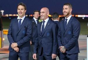 Tây Ban Nha đặt chân đến Nga chinh phục ngôi vương World Cup 2018