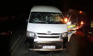 Thảm sát tại Nam Phi, 11 tài xế taxi bị bắn chết