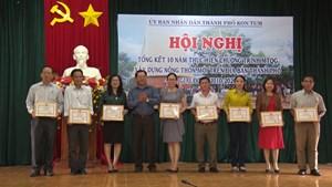 Kon Tum: Tổng kết 10 năm xây dựng nông thôn mới