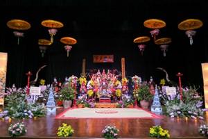 Tinh hoa Đạo Mẫu Việt Nam- Tôn vinh những nét đẹp văn hóa của người Việt