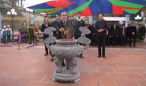 Thị ủy thị xã Đông Triều kỷ niệm 88 năm Ngày thành lập Đảng Cộng sản Việt Nam