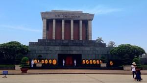 Thời gian tu bổ Lăng Chủ tịch Hồ Chí Minh sẽ được điều chỉnh