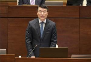 Thống đốc Ngân hàng Nhà nước Lê Minh Hưng trả lời chất vấn