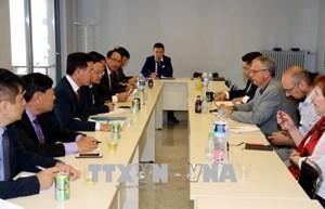 Thúc đẩy quan hệ hợp tác tốt đẹp giữa Việt Nam và Hy Lạp