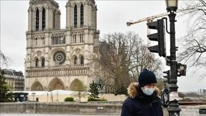 Pháp: Gần 15.000 trường hợp tử vong vì Covid-19, gia hạn phong tỏa