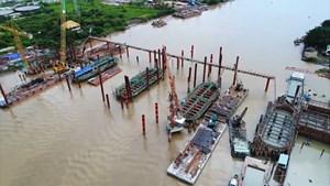 TP HCM đẩy nhanh giải phóng mặt bằng các công trình chống ngập