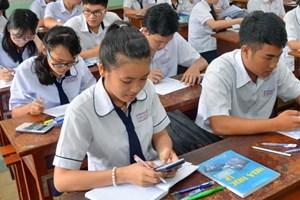 TP Hồ Chí Minh chưa có sách giáo khoa riêng
