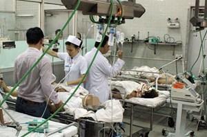 TP Hồ Chí Minh: Nhiều trường hợp cấp cứu tai nạn do pháo nổ và ẩu đả