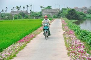Chào mừng Đại hội MTTQ Việt Nam lần thứ IX: Tạo sức mạnh ở khu dân cư