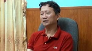 Trịnh Xuân Thanhcó 3 luật sư bào chữa