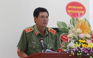Cảnh cáo Trung tướng Trình Văn Thống vì vi phạm về bảo vệ bí mật nhà nước