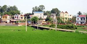 Trút bỏ gánh nặng nợ nần cho nông thôn mới