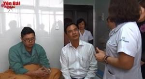 Truy tìm đối tượng hành hung hai bác sỹ sản nhi