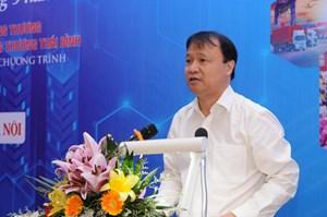 'Giải pháp phát triển thương mại dịch vụ, tạo liên kết vùng cho doanh nghiệp'