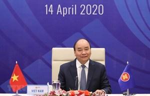 Thủ tướng chủ trì Hội nghị trực tuyến Cấp cao đặc biệt ASEAN ứng phó Covid-19
