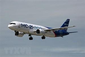Nga trình làng mẫu máy bay chở khách mới cạnh tranh với Boeing, Airbus