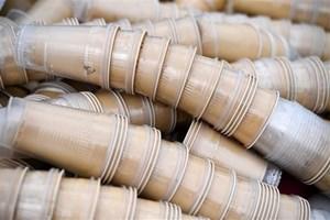 LHQ chấm dứt sử dụng sản phẩm nhựa dùng một lần tại trụ sở chính