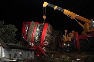 Đắk Lắk: Khởi tố tài xế gây tai nạn làm 13 người thương vong
