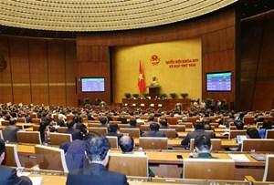 Thông qua Nghị quyết thí điểm mô hình chính quyền đô thị tại Hà Nội