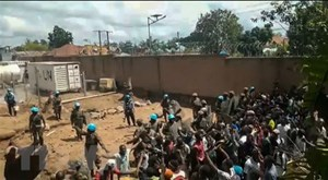 CHDC Congo: Phái bộ của LHQ bị tấn công