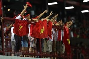Tăng cường công tác an ninh hai trận đấu sân nhà của Việt Nam