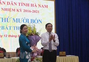 Giám đốc Sở GDĐT tỉnh giữ chức Phó Chủ tịch UBND tỉnh Hà Nam