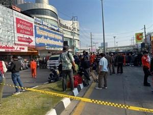Vụ xả súng kinh hoàng ở Thái Lan: Hung thủ bị tiêu diệt