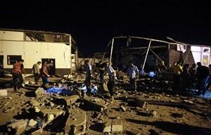 Ai Cập và Pháp tìm kiếm giải pháp chính trị cho tình hình Syria và Libya