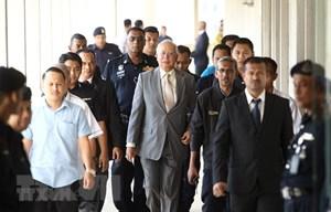 Malaysia tiếp tục hoãn xét xử cựu Thủ tướng Najib Razak