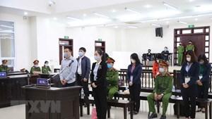 Hà Văn Thắm và 7 đồng phạm gây thiệt hại cho OceanBank hơn 106 tỷ đồng