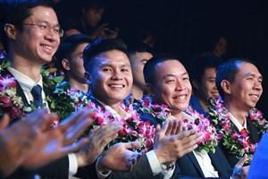 Tuyên dương gương mặt trẻ Việt Nam tiêu biểu 2019