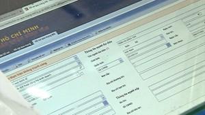 TP Hồ Chí Minh: Người dân được phục vụ dịch vụ công trực tuyến