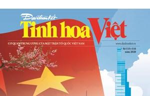 Đón đọc Tinh hoa Việt Xuân Canh Tý 2020