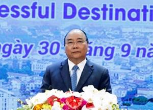 Thủ tướng: Cần xây dựng cơ chế liên kết về kinh tế các tỉnh biên giới