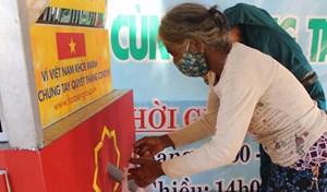 Lâm Đồng: Gần 4 tấn gạo cấp phát miễn phí cho người nghèo