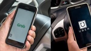 Ứng xử với Uber, Grab