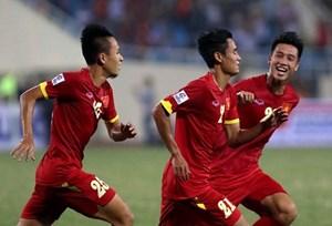Việt Nam đứng đầu Đông Nam Á tại bảng xếp hạng FIFA