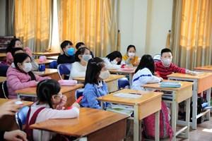 Bộ GD&ĐT xin ý kiến Thủ tướng cho phép học sinh nghỉ học phòng, chống dịch Corona