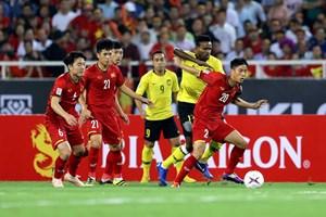 Sức nóng trước trận đấu Việt Nam - Malaysia