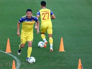 Tiền đạo Anh Đức chia tay đội tuyển quốc gia sau trận đấu với Thái Lan