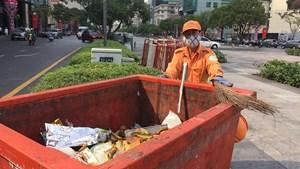 TP HCM: Tổng vệ sinh môi trường và phát triển mảng xanh đô thị