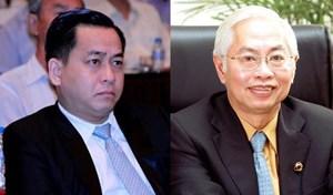 Vũ 'nhôm' và Trần Phương Bình 'bắt tay' rút tiền của ngân hàng Đông Á