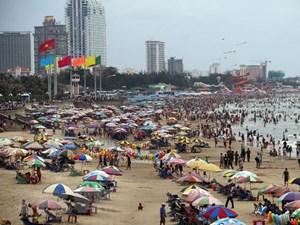 Vũng Tàu: Đón khách du lịch đạt kỷ lục