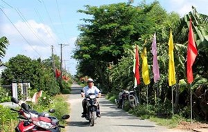 Trà Vinh: Huy động nguồn lực xây dựng nông thôn mới