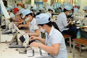 Xuất khẩu dệt may tăng mạnh