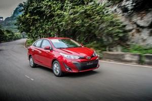 Chào đón 500.000 xe xuất xưởng, Toyota giảm giá xe Vios 2019 từ ngày 1/7