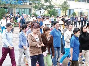 Hà Nội: Gần 11 nghìn nữ công nhân nhập cư được hướng nghiệp