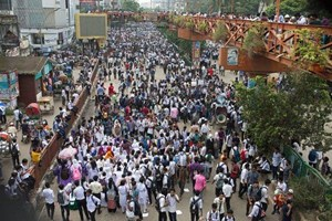 1.841 ứng cử viên tham gia tổng tuyển cử tại Bangladesh
