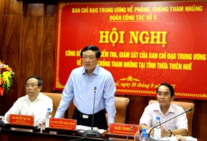 Thừa Thiên - Huế: Kỷ luật 1 tổ chức đảng, 119 đảng viên